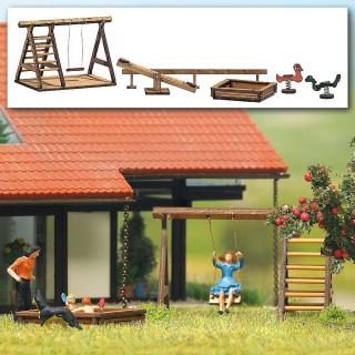 Jeux de plein air pour enfants-HO-1/87-BUSCH 1485