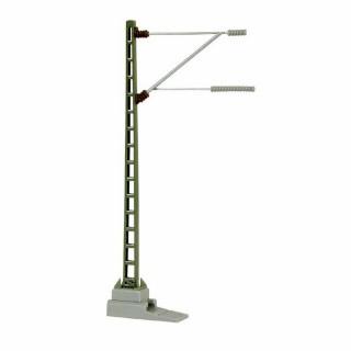 10 mats de ligne pour caténaires métal -N-1/160-VIESSMANN 43103