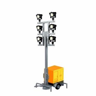 Projecteur mobile routier à leds -HO-1/87-VIESSMANN 5143