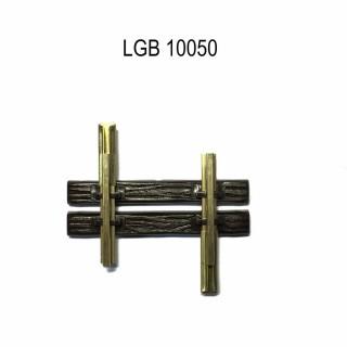 Rail droit 52mm train de jardin -G-1/28-LGB 10050