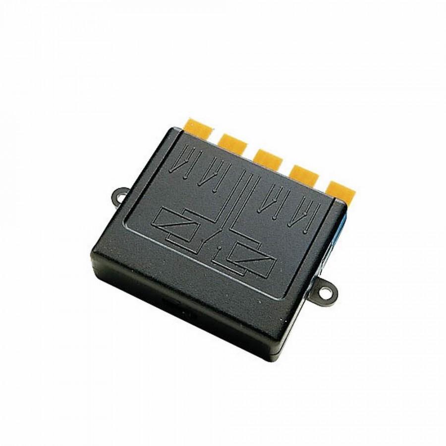 relais universel avec contact 4 inverseurs roco 10019 ho. Black Bedroom Furniture Sets. Home Design Ideas