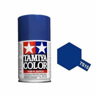 Bleu Brillant Spray de 100ml-TAMIYA TS15