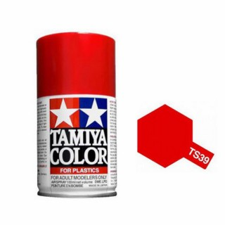 Rouge Mica Brillant Spray de 100ml-TAMIYA TS39