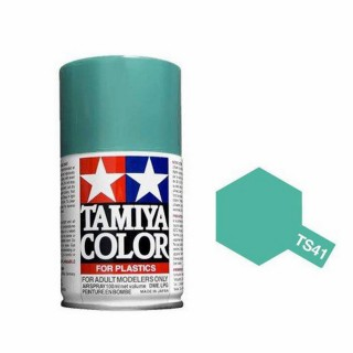 Bleu Corail Brillant Spray de 100ml-TAMIYA TS41