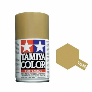 Sable Clair Mat Spray de 100ml-TAMIYA TS46