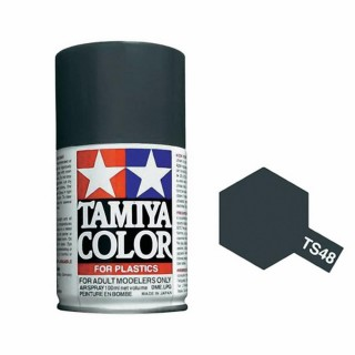 Gunship Gris mat Spray de 100ml-TAMIYA TS48