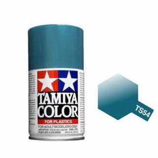Bleu Clair Métal Brillant Spray de 100ml-TAMIYA TS54
