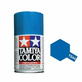 Bleu Vif Brillant Spray de 100ml-TAMIYA TS44
