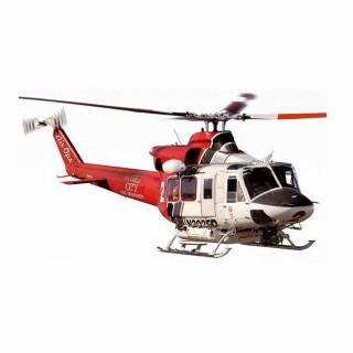 Hélicoptère Bell 412 Los Angeles maquette à monter avec peinture-1/72-ITALERI 70391