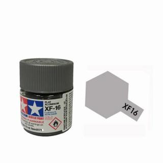 Aluminium mat pot de 10ml-TAMIYA XF16