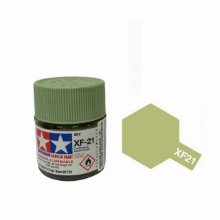 Ciel mat pot de 10ml-TAMIYA XF21