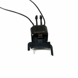 Attelage électrique avec fixation NEM standard -HO-1/87-ROCO 129677