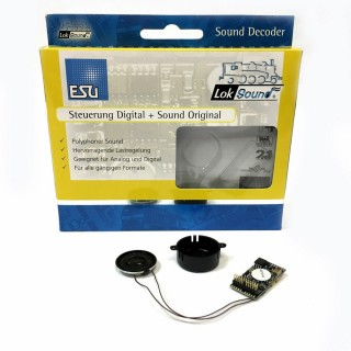 Décodeur digital loksound V4.0 M4 sonore plux 22-ESU-66497