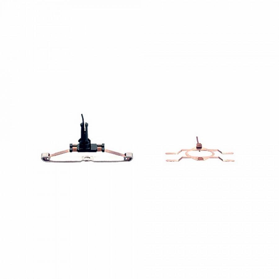 Patin et lamelle d'alimentation courant-HO-1/87-MARKLIN 73404