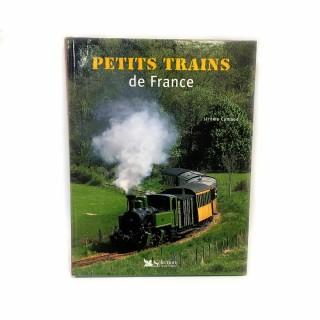 Livre Petits trains de France 187 pages occasion-HO-1/87- DEP08-03