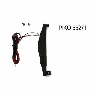 Moteur d'aiguillage électrique code 100 -HO-1/87-PIKO 55271