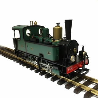 Locomotive vapeur 030T MTV train de jardin -G-1/28-LGB 20781