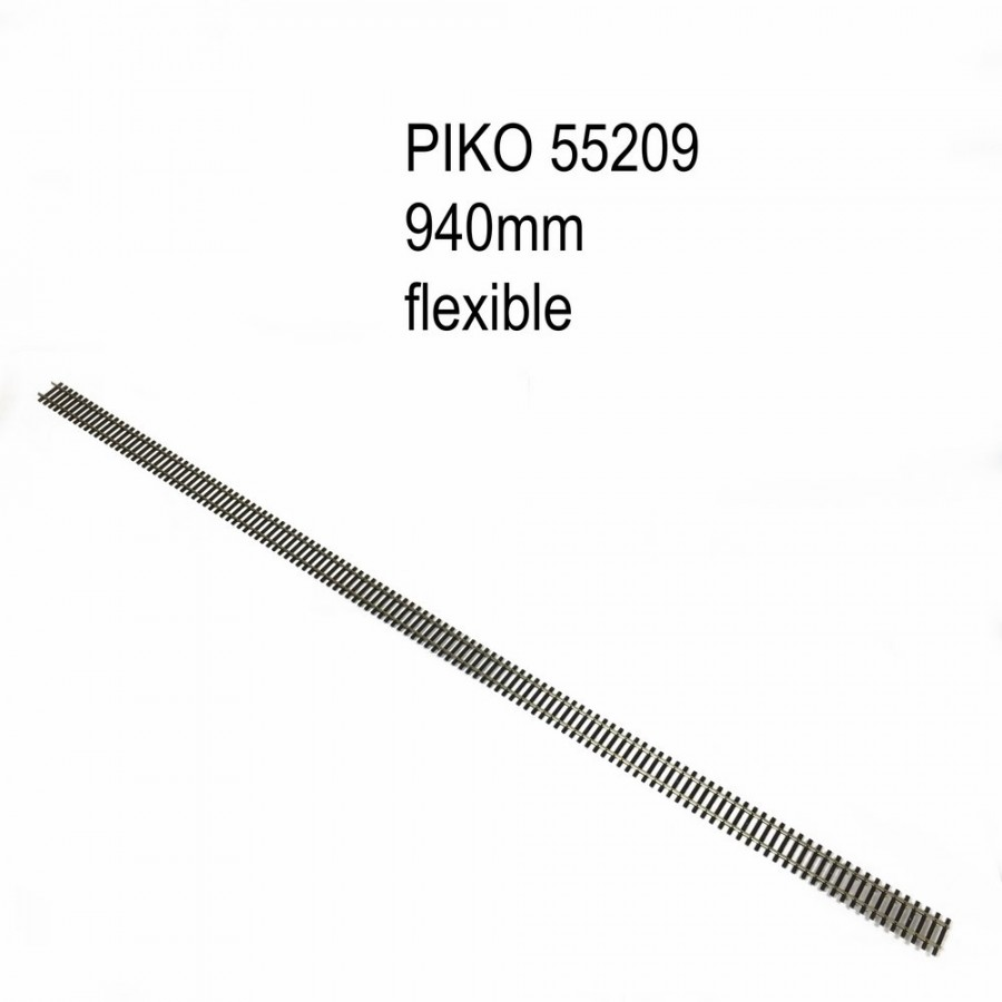 Rail flexible 940mm code 100 -HO-1/87-PIKO 55209
