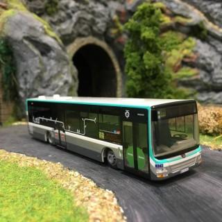Autobus Man Lion's city Euro6 Ratp ligne 32-HO-1/87-RIETZE 2711