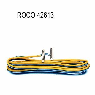 Câble d'alimentation par éclisses soudées code 83 -HO-1/87-ROCO 42613