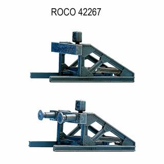 Butoir 2 versions possible code 83 -HO-1/87-ROCO 42267