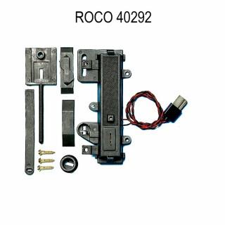 Dispositif de dételage électrique à encastrer code 83 -HO-1/87-ROCO 40292