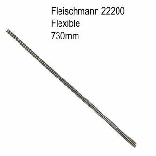 Rail flexible 730mm-N-1/160-FLEISCHMANN 22200