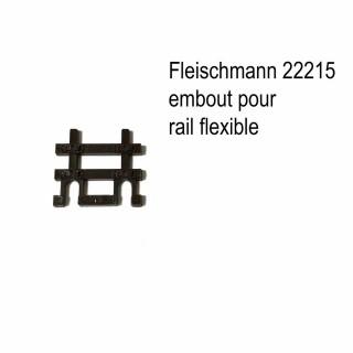 Embout pour rail flexible 22200 et 22201-N-1/160-FLEISCHMANN 22215