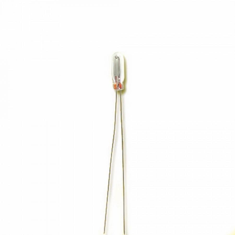 Ampoule claire 1/2 16 volts 30mA diamètre 1.8mm -Toutes échelles-VIESSMANN 6220