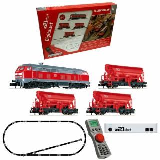 Coffret digitale Z21 / multimaus diesel DB ep V-N-1/160-FLEISCHMANN 931682