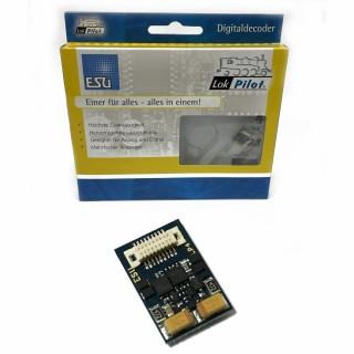 Décodeur Lokpilot microV4.0 next 18 DCC-N et HO-ESU-54686