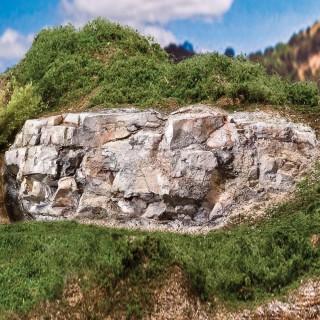 8 parois rocheuses accidentées -HO et N-WOODLAND SCENICS C1137