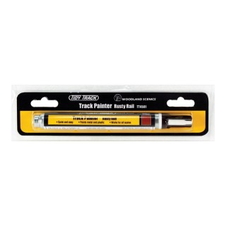 Feutre peinture pour rail couleur rouille -WOODLAND SCENICS TT4581