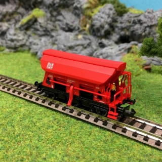 Wagon trémie fonctionnelle DB AG ep V -N-1/160-FLEISCHMANN 931682A