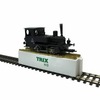 Brosse de nettoyage pour roues de locomotive-HO-1/87-TRIX 66602