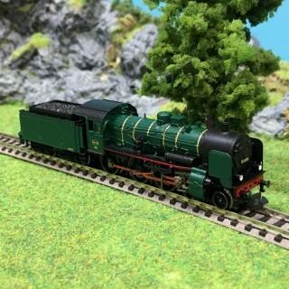 Locomotive BR64 type 230 ep III Sncb-N-1/160-FLEISCHMANN 716802