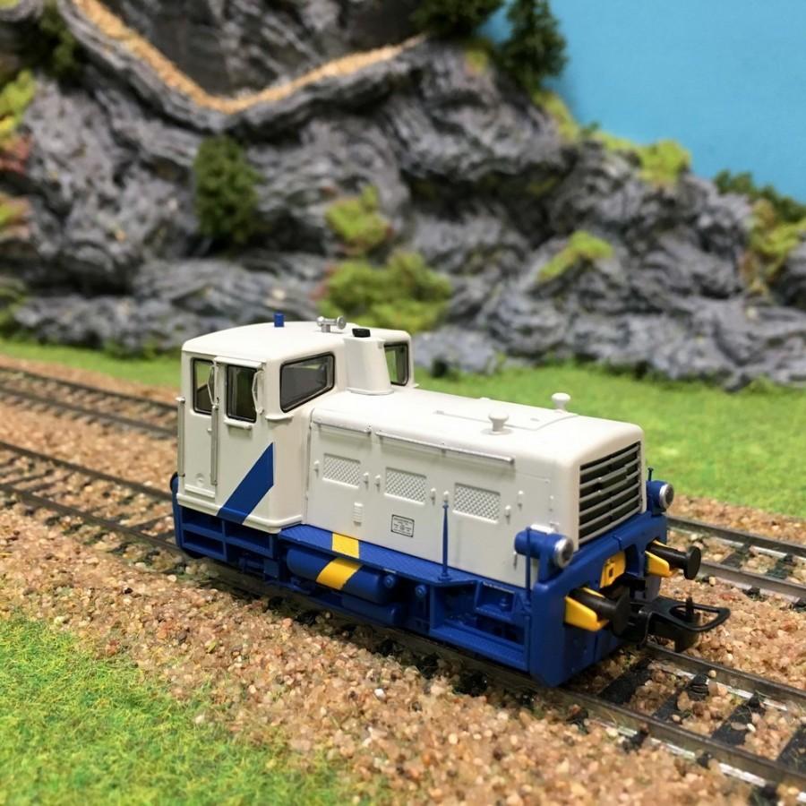 Locotracteur diesel Sncf, OBB et FS épVI -HO-1/87-LILIPUT 132476