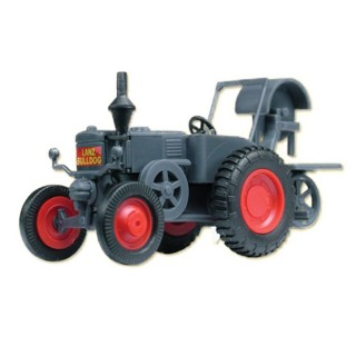 Tracteur Lanz ancien HO-1/87-KIBRI 12255