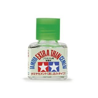Colle liquide de 40ml-TAMIYA 87038