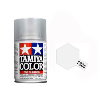Vernis nacré Spray de 100ml-TAMIYA TS65