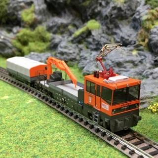 Draisine X630 Robel OBB epVI-N-1/160-HOBBYTRAIN 23564