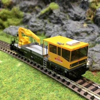 Draisine 54.24 Robel DB non motorisé epV -N-1/160-HOBBYTRAIN 23560