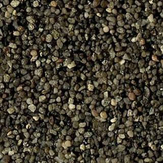 Pierre naturelle noire mouchetée ballast ou diorama 500g-HO et N- HEKI 3171