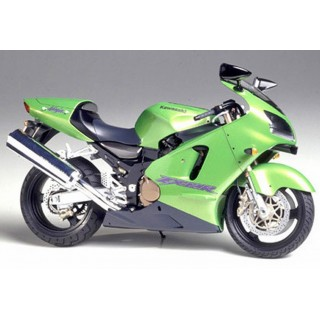 Moto Kawasaki Ninja ZX 12R maquette à monter -1/12-TAMIYA 14084