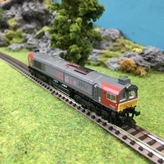 Locomotive class77 VFLI ep VI -N-1/160-Kato 10831