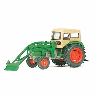 Tracteur Deutz D 6206 -HO-1/87-PREISER 17924