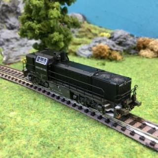 Locomotive G1700BB MRCE ép V -N-1/160-HOBBYTRAIN H2942