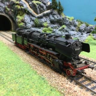 Locomotive type 150 DB -HO-1/87-MARKLIN 3084 DEP40-06