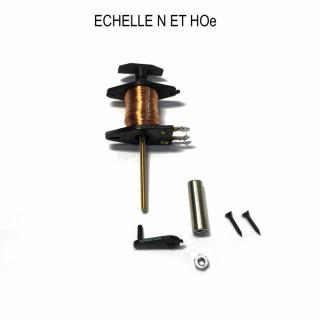 Dételeur électrique compatible toutes rails -N-1/160-HERKAT 2703