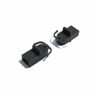 2 supports d'attelage BB17044 Sncf -HO-1/87-PIKO 96502-19